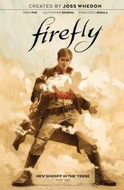 FIREFLY NEW SHERIFF IN VERSE HC VOL 02