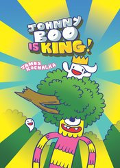 JOHNNY BOO HC VOL 09 JOHNNY BOO IS KING