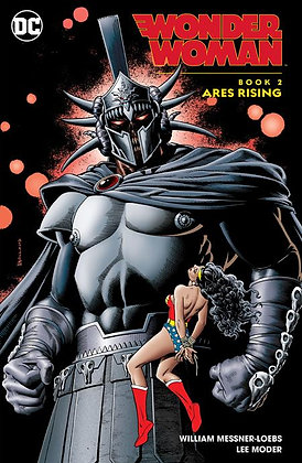 WONDER WOMAN BOOK 02 ARES RISING TP