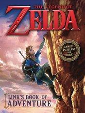 LEGEND OF ZELDA LINKS BOOK OF ADVENTURE