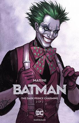 BATMAN THE DARK PRINCE CHARMING HC BOOK 02 (OF 2)