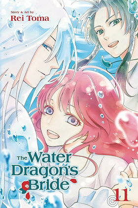 THE WATER DRAGONS BRIDE GN VOL 11