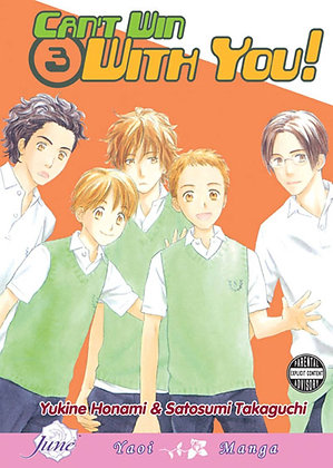 CANT WIN WITH YOU GN VOL 03