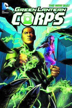 GREEN LANTERN CORPS TP VOL 04 REBUILD