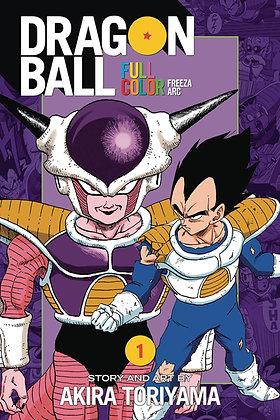 DRAGON BALL FULL COLOR FREEZA ARC TP VOL 01
