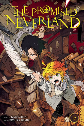 PROMISED NEVERLAND GN VOL 16