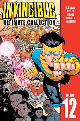 INVINCIBLE HC VOL 12 ULTIMATE COLLECTION