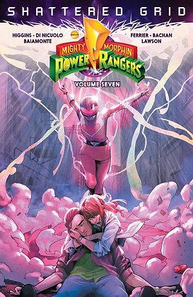 MIGHTY MORPHIN POWER RANGERS TP VOL 07