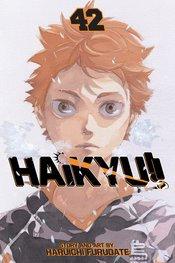 HAIKYU GN VOL 42