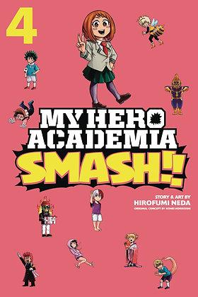 MY HERO ACADEMIA SMASH GN VOL 04