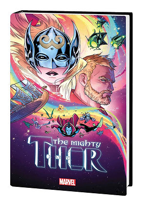 MIGHTY THOR PREMIERE HC VOL 03 ASGARD SHIAR WAR