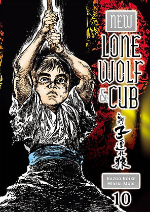 NEW LONE WOLF AND CUB TP VOL 10 (MR)