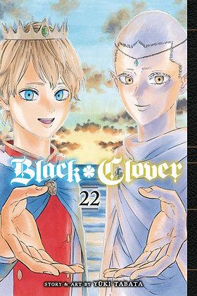 BLACK CLOVER GN VOL 22