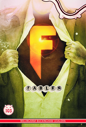 FABLES TP VOL 16 SUPER TEAM