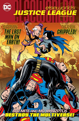 ELSEWORLDS JUSTICE LEAGUE TP VOL 03