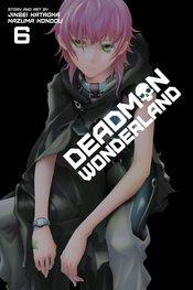 DEADMAN WONDERLAND GN VOL 06