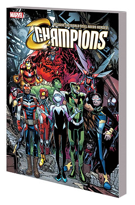 CHAMPIONS TP VOL 03 CHAMPION FOR A DAY