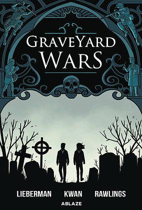 GRAVEYARD WARS SC GN VOL 01