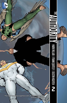 AUTHORITY TP VOL 02