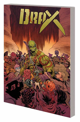 DRAX TP VOL 02 THE CHILDRENS CRUSADE