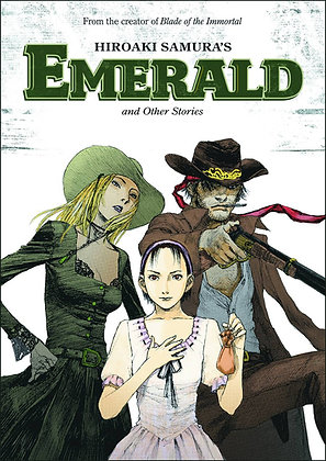 HIROAKI SAMURAS EMERALD & OTHER STORIES TP (MR)