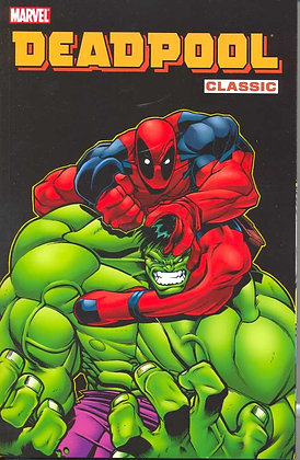 DEADPOOL CLASSIC TP VOL 02