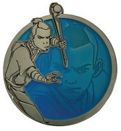 AVATAR THE LAST AIRBENDER SOKKA PORTRAIT SERIES PIN