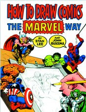 HOW TO DRAW COMICS THE MARVEL WAY SC