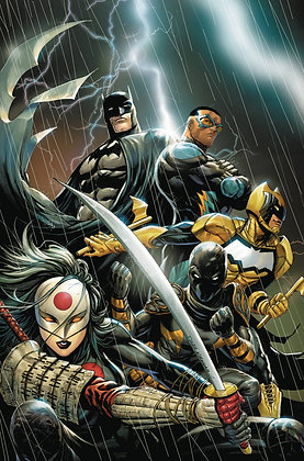 BATMAN AND THE OUTSIDERS TP VOL 01 LESSER GODS