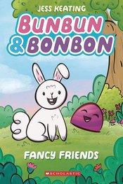 BUNBUN & BONBON SC GN #1 FANCY FRIENDS