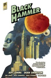 BLACK HAMMER LIBRARY EDITION HC VOL 02