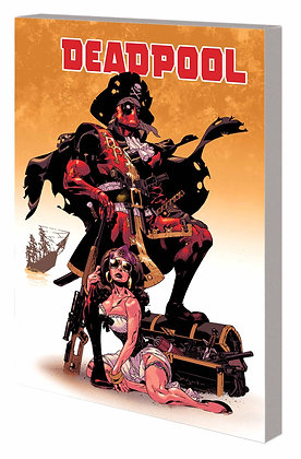 DEADPOOL BY DANIEL WAY COMPLETE COLLECTION TP VOL 02