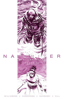 NAILBITER TP VOL 05 BOUND BY BLOOD (MR)
