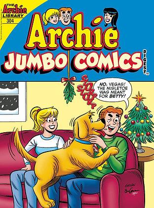 ARCHIE JUMBO COMICS DIGEST #304