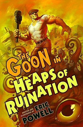 GOON TP VOL 03 HEAPS OF RUINATION