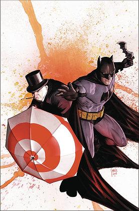 BATMAN TP VOL 09 THE TYRANT WING
