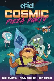 COSMIC PIZZA PARTY GN