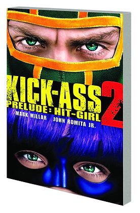 KICK-ASS 2 PRELUDE TP HIT-GIRL MOVIE CVR (MR)