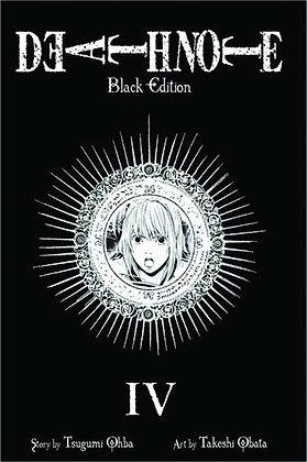 DEATH NOTE BLACK ED TP VOL 04 (OF 6)