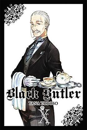 BLACK BUTLER GN VOL 10 (NEW PTG)