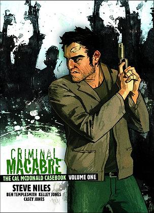 CRIMINAL MACABRE CAL MCDONALD CASEBOOK HC VOL 01
