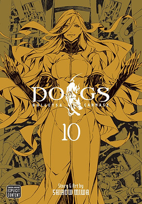 DOGS GN VOL 10 (MR)