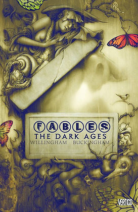 FABLES TP VOL 12 THE DARK AGES