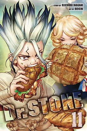 DR STONE GN VOL 11