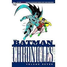 BATMAN CHRONICLES TP VOL 07