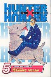 HUNTER X HUNTER GN VOL 05