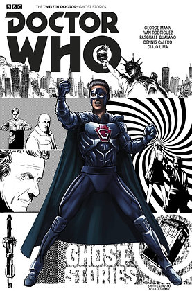 DOCTOR WHO GHOST STORIES HC