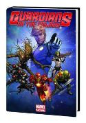 GUARDIANS OF THE GALAXY PREMIERE HC VOL 01 COSMIC AVENGERS