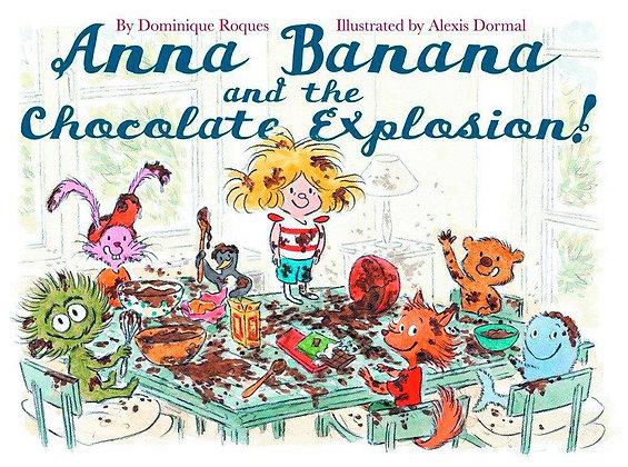 ANNA BANANA & CHOCOLATE EXPLOSION YR GN