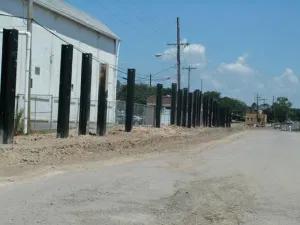 Bloomsburg Flood Wall